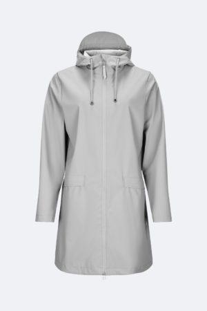 rains w coat grijs 1246-0